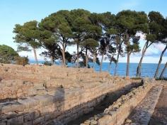 Uma família nômade no litoral mediterrâneo da Espanha