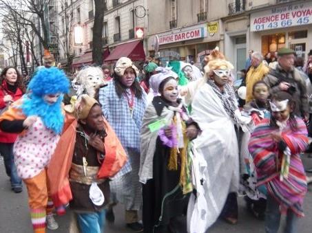 Brincando Carnaval pelo Mundo