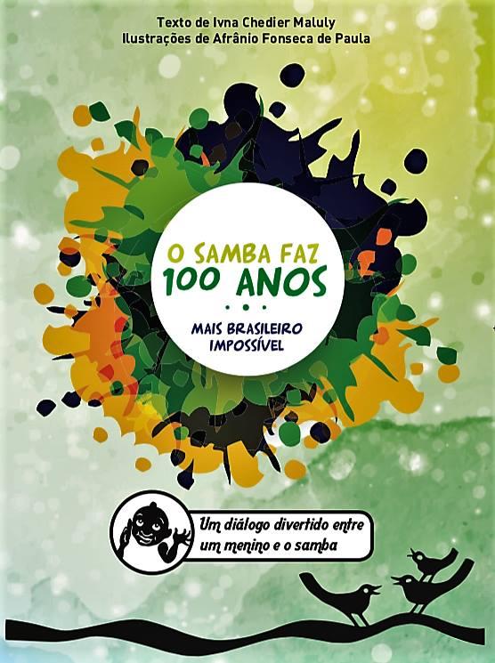 livro samba capa