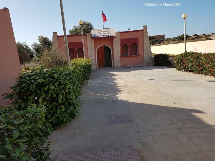Casa de parto em Sidi Wassay
